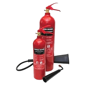 Contract Filling of CO2 Fire Extinguisher Image