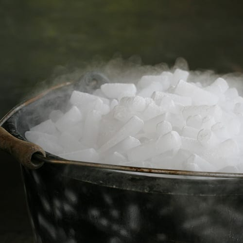 Dry Ice Image